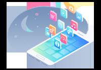 自社アプリのサービス展開